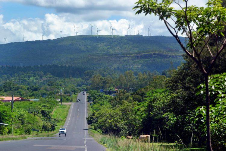 El enorme volcán del Cerro de Hula - Honduras is Great