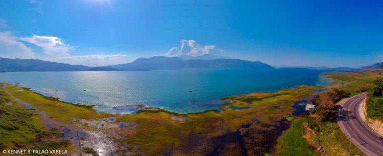 El lago de Yojoa es un fuerte atractivo - Foto de Kennet R. Palao Varela