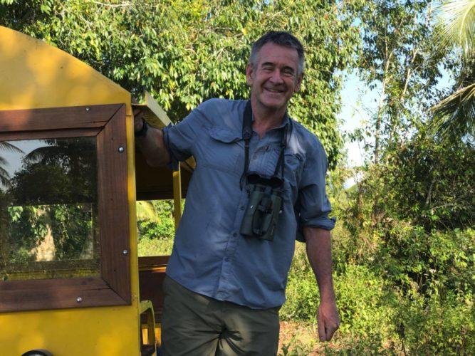 Nigel Marven en Honduras