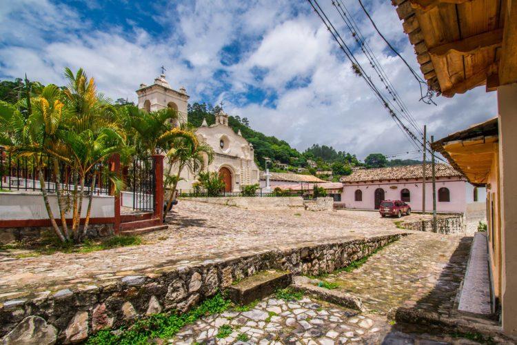 Cedros, un pueblo tan lindo que parece pintura - Honduras is Great